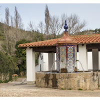 Lavadero de Sta. Ana la Real (Huelva) 2016 Fotografía digital 30 x 43 cm.