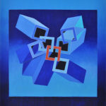 Sin Título 2004 Óleo sobre lienzo 73 x 60 cm.